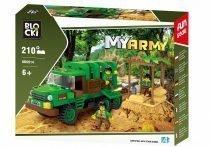 Klocki BLOCKI MyArmy Akcja w Dżungli