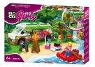BLOCKI – MyGirls Vacation Camper KB0112