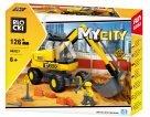 BLOCKI – MyCity Excavator KB0227
