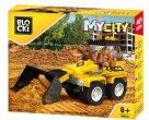 BLOCKI – MyCity Mini bulldozer KB0230