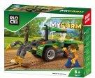 BLOCKI – MyFarm Tractor plow KB0317