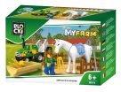 BLOCKI – MyFarm Small Tractor KB0318