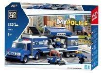 klocki BLOCKI MyPolice Mobilny posterunek KB0614