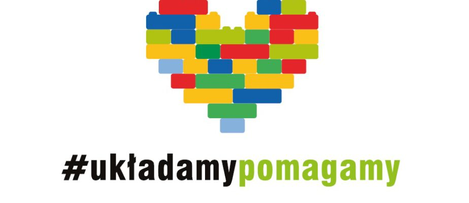 UkładamyPomagamy charity action finale!