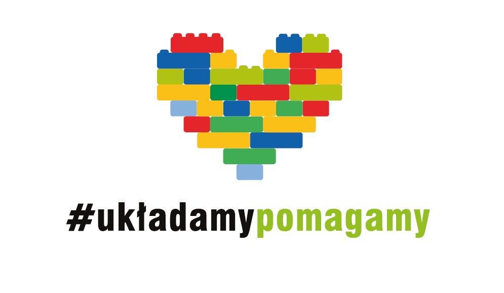UkładamyPomagamy BLOCKI Fundacja Mam Marzenie Akcja charytatywna